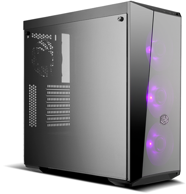 Cooler Master MasterBox Lite 5 RGB Mid Tower Case with Controller