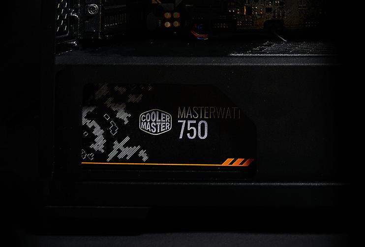 Cooler Master, MasterBox MB500 TUF Cabinet (Case)