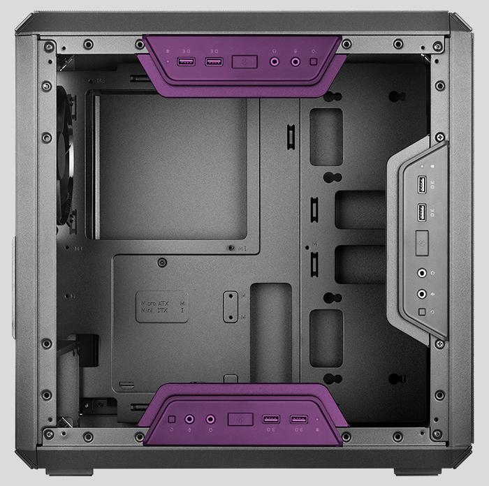 Cooler Master Masterbox Q300L (CMAS0698) Gaming Cabinet