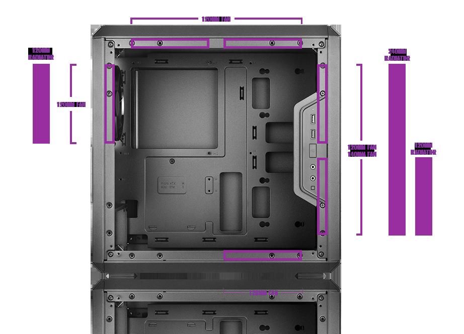 Masterbox Q300l Cooler Master