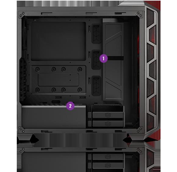 MasterCase H500 | Cooler Master