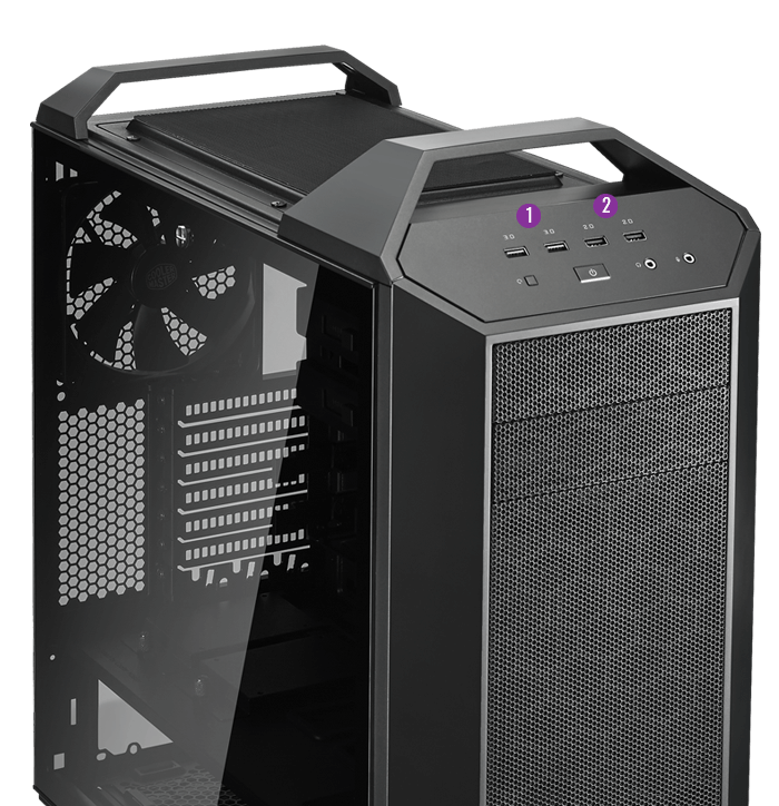 Mastercase Mc500 Cooler Master