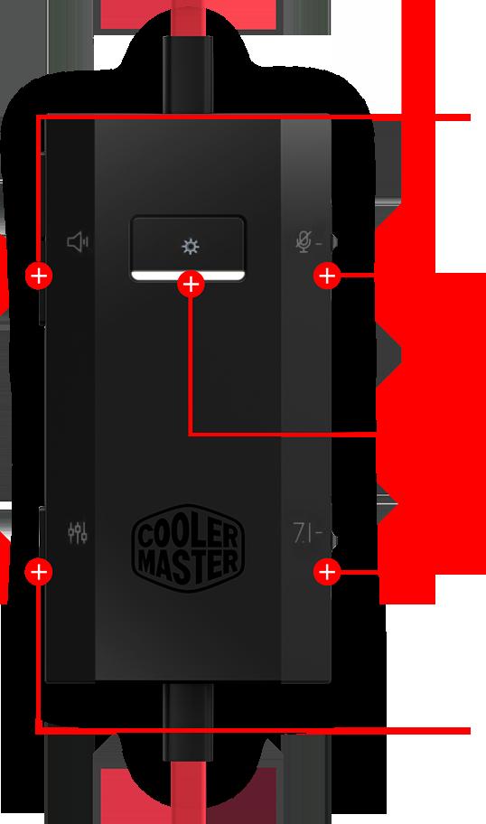 MasterPulse Pro | Cooler Master